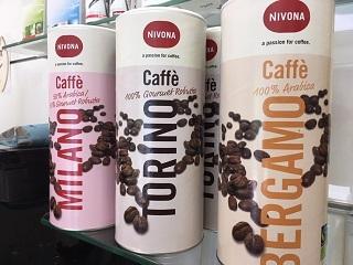 Nivona Kaffesorten