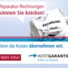 0 Euro für Reparaturen